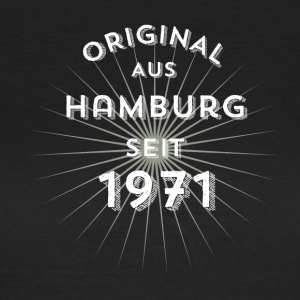 Original from Hamburg since 1971 - Women's T-Shirt