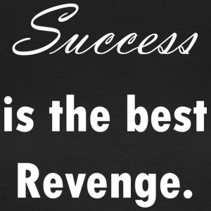 success_revenge_white - Frauen T-Shirt