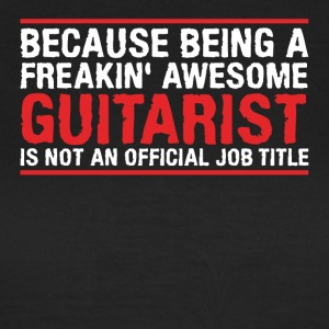 Pretty blatant guitarist - Women's T-Shirt