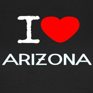 I LOVE ARIZONA - Frauen T-Shirt