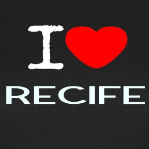 I LOVE RECIFE - Frauen T-Shirt
