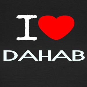 I LOVE DAHAB - Women's T-Shirt