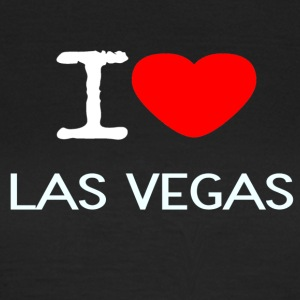 I LOVE LAS VEGAS - Women's T-Shirt