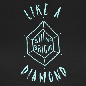 Diamond T-Shirt & Hoody - T-skjorte for kvinner
