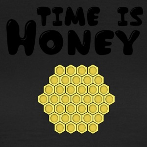 ++Time is Honey++ - Frauen T-Shirt