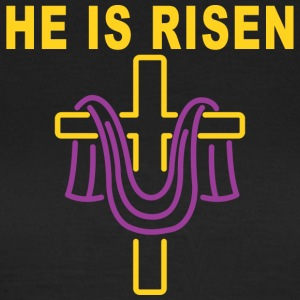 Passover He Has Risen - Women's T-Shirt