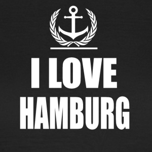 Hamburg - Frauen T-Shirt