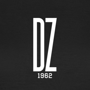 Logo transparent weiß DZ 1962 - Frauen T-Shirt