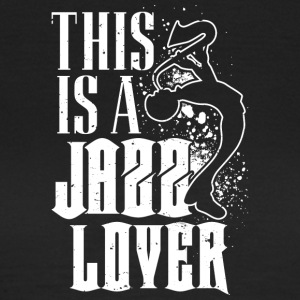 Jazz lover - Women's T-Shirt