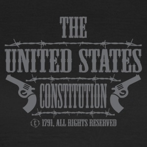 The Amerikanschische Constitution - Women's T-Shirt