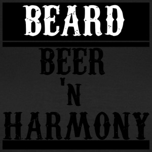 Beard n Beer - T-skjorte for kvinner