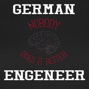 Engineering T-shirt - T-shirt dam