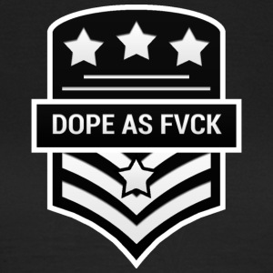Dope Comme Fvck - T-shirt Femme
