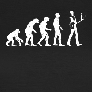 EVOLUTION KELLNER! - Frauen T-Shirt