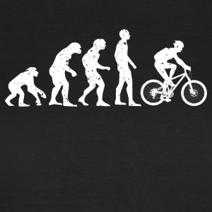 BIKE EVOLUTION! - T-skjorte for kvinner