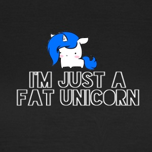 Unicorn - Tyk Unicorn - Dame-T-shirt