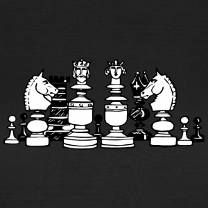 chessmen - T-shirt dam