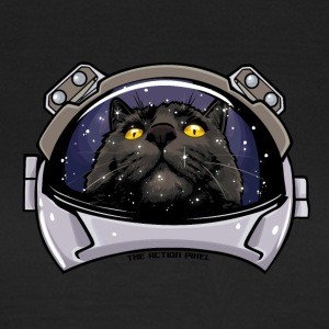 Kitty Cat Cosmos - Dame-T-shirt
