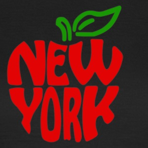 new york - T-shirt dam