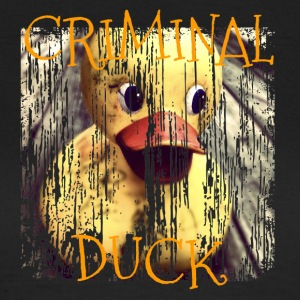 Criminal Duck Criminal Duck - Women's T-Shirt