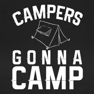 CAMP - Women's T-Shirt
