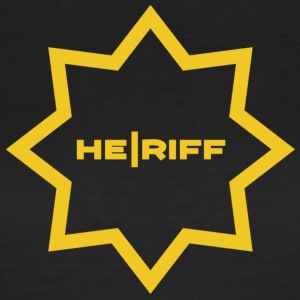 Sheriff guitar player sign for him. - Women's T-Shirt