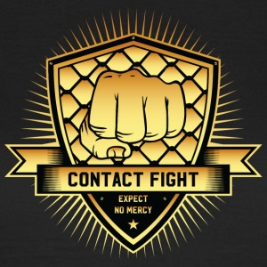 Contact Fight Gold - Women's T-Shirt