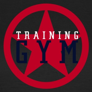 training gym 01 - Women's T-Shirt