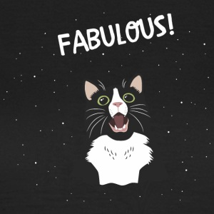 fabulous cat - Women's T-Shirt