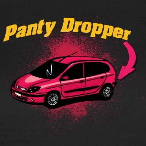 Panty dropper small car - Women's T-Shirt