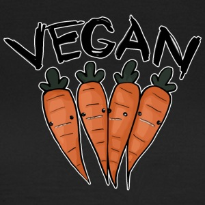 Vegan Carrot - Women's T-Shirt