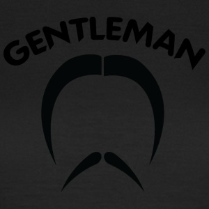 GENTLEMAN 2 black - Women's T-Shirt