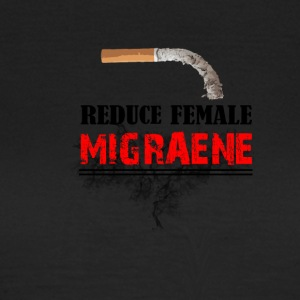 Advantage of smoking - Frauen T-Shirt