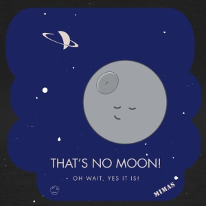 Mima - thats no moon - Women's T-Shirt