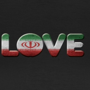 I LOVE IRAN - Frauen T-Shirt