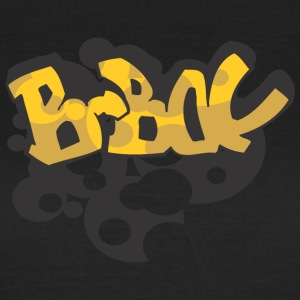 b bol graffiti - Women's T-Shirt
