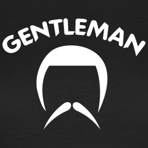 GENTLEMAN 4 white - Women's T-Shirt