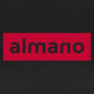 almanoRED - T-shirt dam
