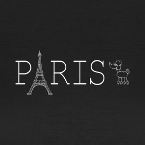 PARIS - Dame-T-shirt