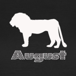 August - Frauen T-Shirt