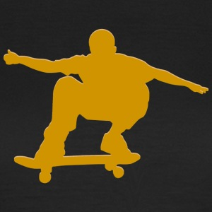 Skateboarder - Women's T-Shirt