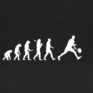 Evolution Tennis! funny! - Women's T-Shirt