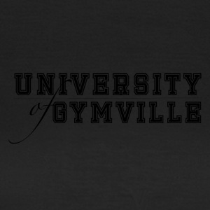 University of Gymville - Dame-T-shirt