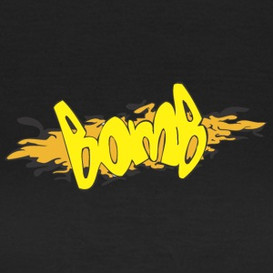 bombe graffiti - Dame-T-shirt