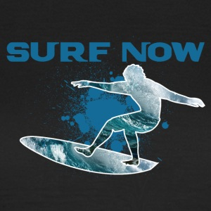 surf now 4 01 01 - Women's T-Shirt