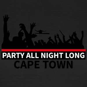 CAPE TOWN Party - Vrouwen T-shirt
