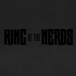 Nerd / Nerds: King of the Nerds - T-shirt dam