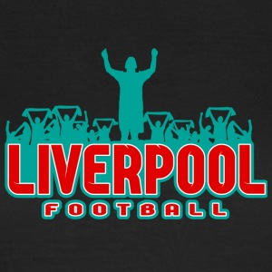 le football Liverpool - T-shirt Femme