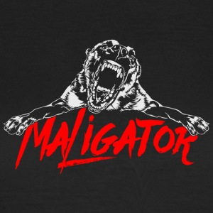 Maligator - Belgian Malinois - Women's T-Shirt
