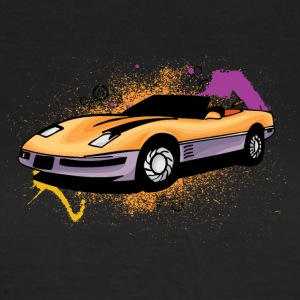 Cool cabriolet - Women's T-Shirt